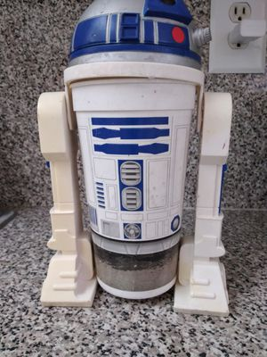 STAR WARS EPISODE 1 R2 D2 CUP & TOPPER PEPSI,KFC,TACO BELL PROMO 1999. for Sale in Miami, FL