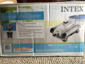 POOL CLEANER (AUTOMATIC) INTEX for Sale in Laurel, MD
