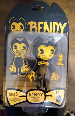 Bendy Collectable Figure Series 3 for Sale in Seattle, WA