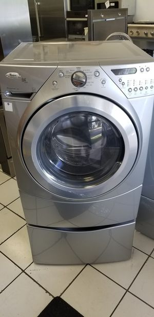 WHRILPOOL WASHER AND DRYER for Sale in Pompano Beach, FL
