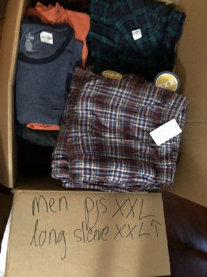 Men clothes brand new/ bigger xxl and up for Sale in High Point, NC