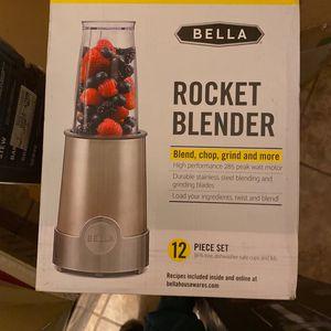 Bella rocket blender for Sale in Alexandria, LA