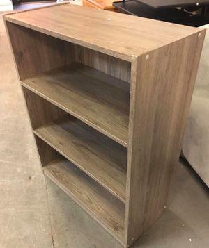 New 3 Shelf Bookcase, Rustic Oak for Sale in Columbia, SC