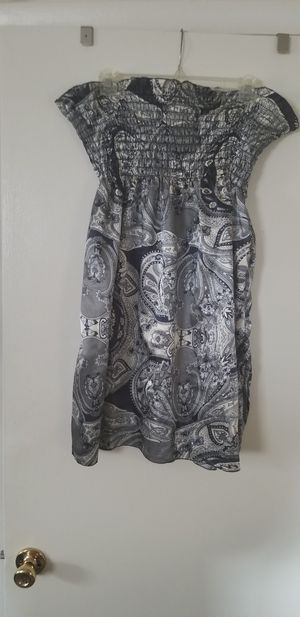 Strapless Satin Dress for Sale in Manassas, VA