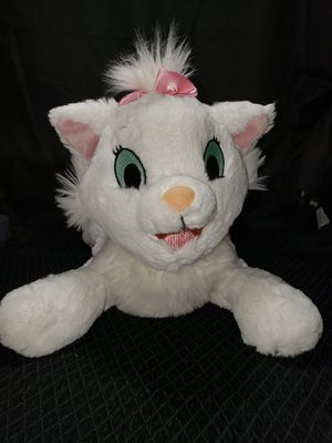 "Disney parks Authentic original Aristacats Marie 16"" for Sale in Zanesville, OH"