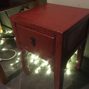 Wood End/Side Table for Sale in Washington, DC