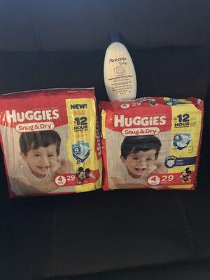Huggies / Aveeno Baby for Sale in Stafford, VA