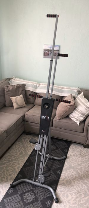 Maxi climber workout machine for Sale in Revere, MA