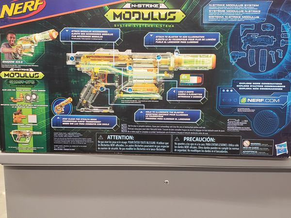 NERF MODULUS GOST OPS