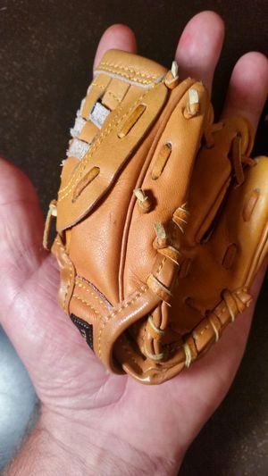 Mini baseball glove genuine leather for Sale in Phoenix, AZ