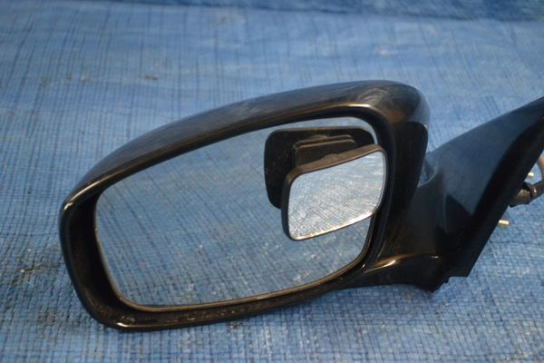 09-13 INFINITI G37 G25 LEFT SIDE VIEW DOOR MIRROR POWER W/ HEATED BLACK # 21494