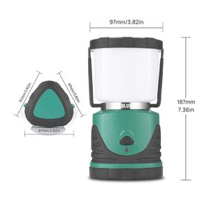 Consciot Camping Lantern Super Brightness 1000LM, Battery Powered LED Lantern with 4 Lighting Modes, Waterproof, 2 Pack for Sale in Las Vegas, NV