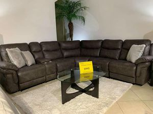 Reclining Sofas and Sectionals STARTING at for Sale in Snohomish, WA