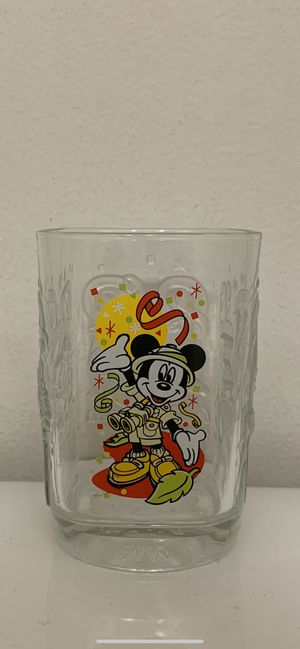 2000 Disney Celebration Glass McDonald's Collectible for Sale in Mill Creek, WA