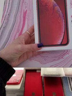 New Apple iPhone XR 64gb Unlocked for Sale in Seattle,  WA