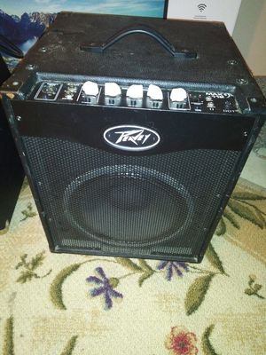 Peavey 112 Combo Bass Amp for Sale in Tyler, TX