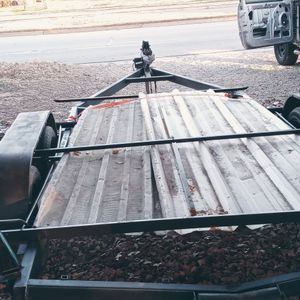 Duel Axel Trailer for Sale in Denton, TX