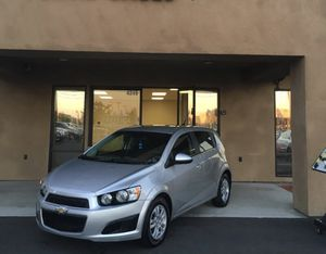2013 Chevy Sonic LT Hatchback for Sale in Burbank, CA