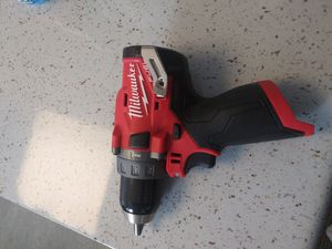 Milwaukke hammer drill 3 generacion m12 for Sale in Sunnyvale, CA