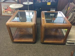 End tables for Sale in Big Rapids, MI