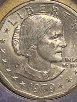 1979-S Type I S Susan B. Anthony Dollar Coin DDO DDR RPM Die Fragments ERRORS for Sale in Plainfield,  IL