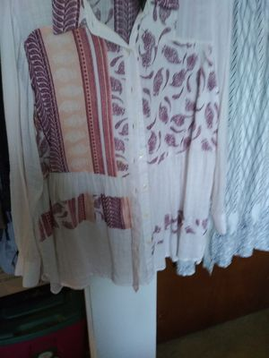 Style & Co. 3XL Blouse or Dress with it up with legging for Sale in Phoenix, AZ