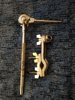 GIBRALTAR Mini tom boom arm and bracket holder for Sale in Oxnard, CA