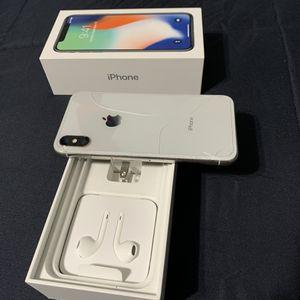 iPhone X 64 GB Verizon for Sale in Whittier, CA