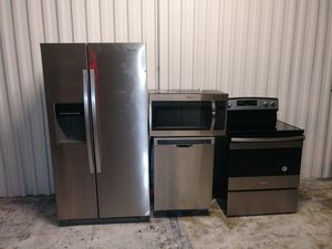 Stainless Steel kitchen set for Sale in Tampa, FL