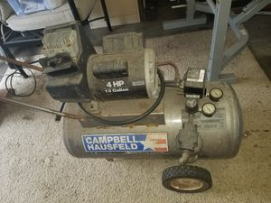 Campbell Hausfeld Air Compressor for Sale in Vancouver, WA