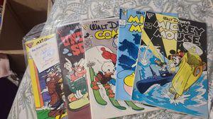 5 comic books walt disney for Sale in Hayward, CA