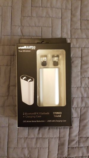 Schatzii Bullet 2.0 (truly wireless earbuds) for Sale in Aurora, CO
