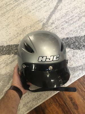 HJC motorcycle helmet size medium for Sale in Troutdale, OR