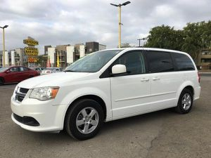 2012 Dodge Grand Caravan for Sale in Santa Ana, CA