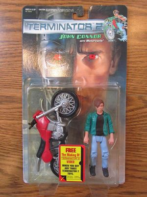 1991 Terminator 2 John Connor Action Figure for Sale in Howell Township, NJ