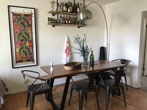 Table with Bench Chairs for Sale in San Diego, CA