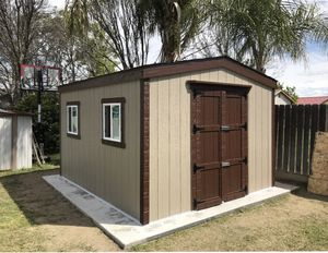 Sheds, built on site start at; for Sale in Bakersfield, CA