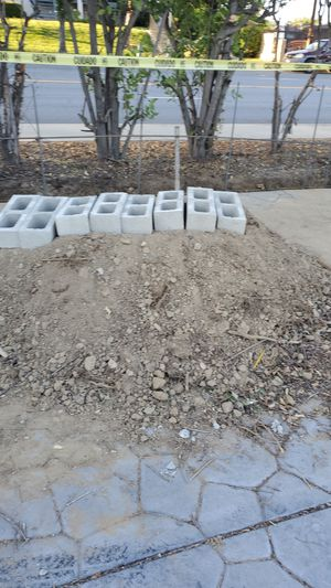 FREE dirt for Sale in Montclair, CA
