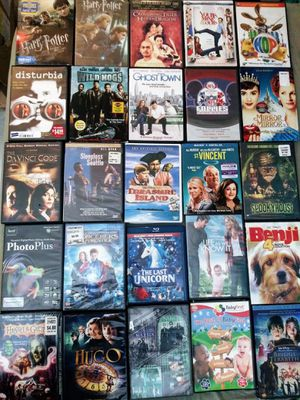 New DvD's & Blue Rays for Sale in Sacramento, CA