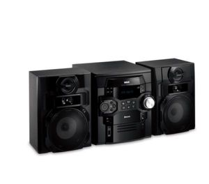 Home Music Audio System Speaker Sistema de Sonido RCA Bluetooth 5 - CD RS2867B for Sale in Miami, FL