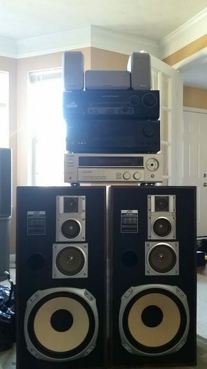 Stereo receivers and Speakers for Sale in McDonough, GA