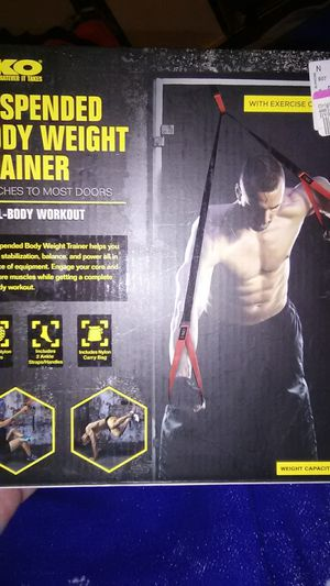 Body weight trainer for Sale in Fresno, CA