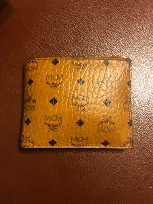 Mcm men's wallet for Sale in Phillips Ranch, CA