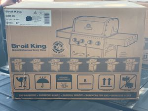 Broil King Baron 320 BBQ grill for Sale in San Antonio, TX