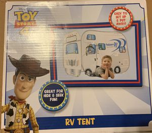 Toy Story RV tent for Sale in Chicago, IL