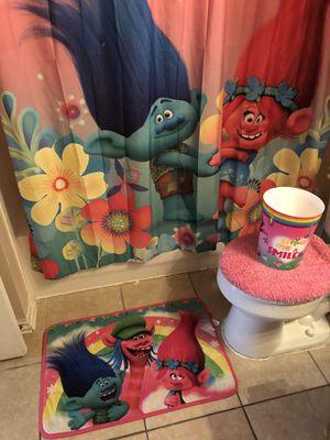 Set de baño troll for Sale in San Antonio, TX