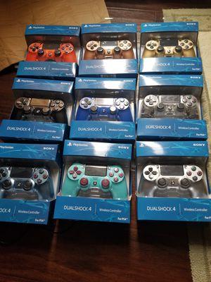 PS4 DualShock 4 Wireless Controller for Sale in McKinney, TX