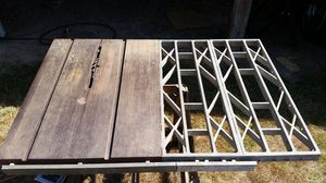 Vintage table saw for Sale in Wilsonville, OR