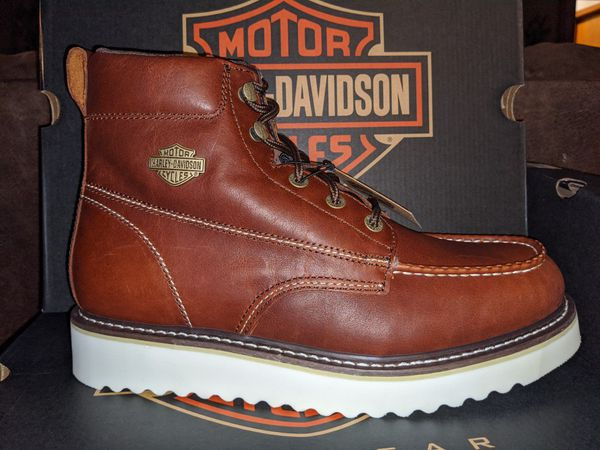 Harley Davidson Boots Authentic Size 9
