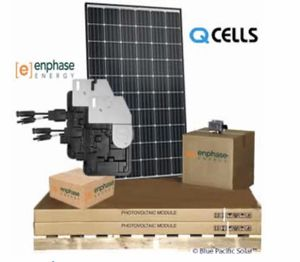 Enphase solar system (any questions feel free to message me) for Sale in Corona, CA